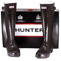 hunter boots box