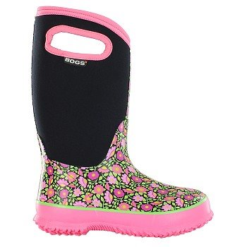 bogs boots sweat pea kids