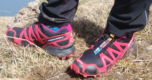 Thumbnail image for Hit the Trail – 25% Off Women's Solomon Trail Shoes + A Promo Code!