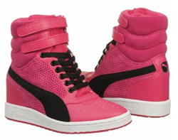 Shoes-Womens-puma-Sky-Wedge-Pink