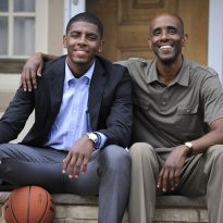kyrie irving dad