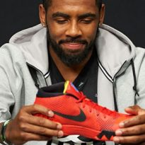 kyrie irving shoes bio