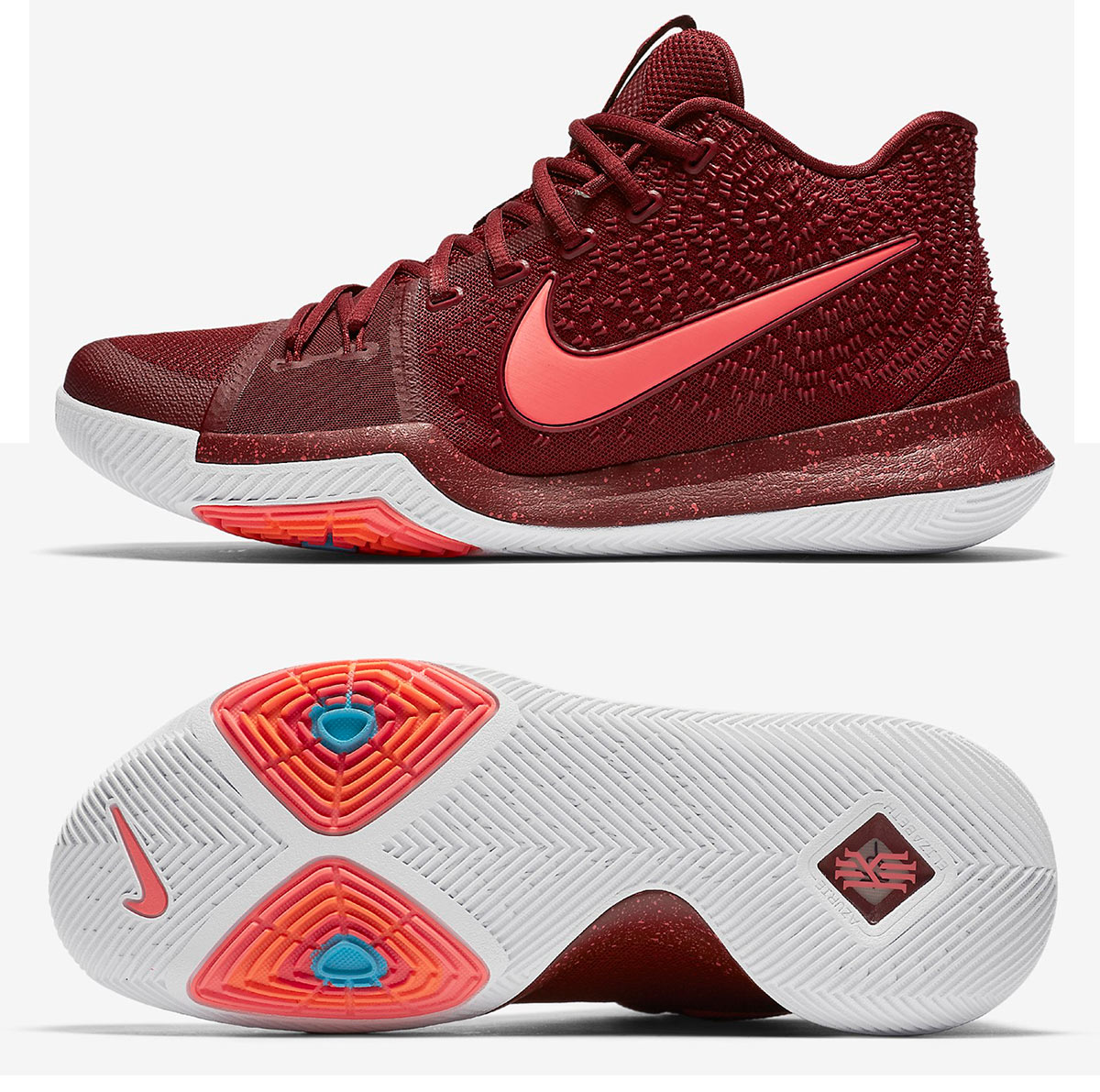 kyrie irving shoes and soles