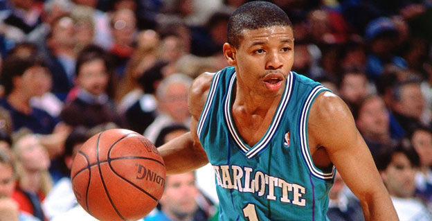 best ball handlers all time muggsy