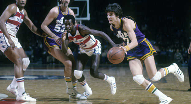 best ball handlers nba history maravich