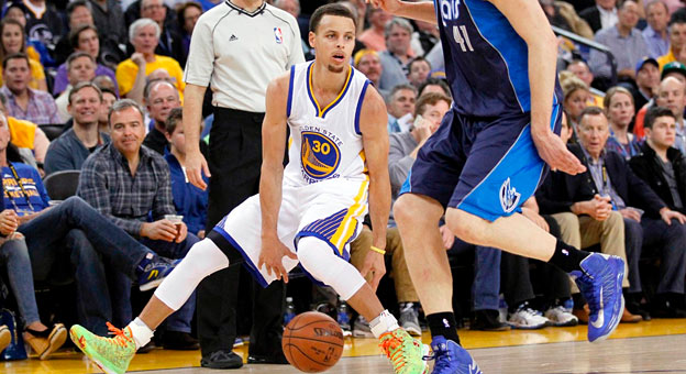 best ball handlers ever steph curry nba