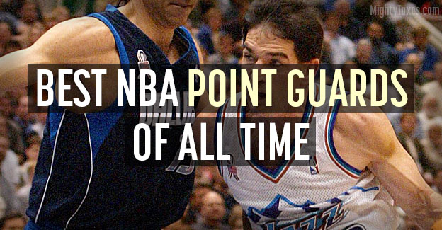 best nba point guards all time