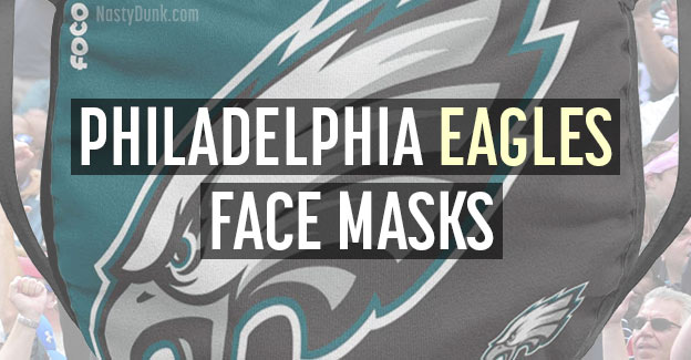 philly eagles face masks