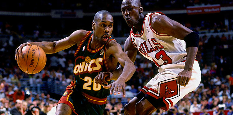 gary payton nba point guard