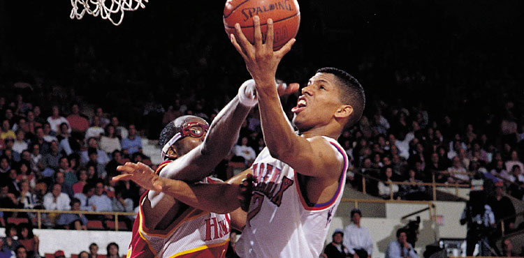 kevin johnson nba suns