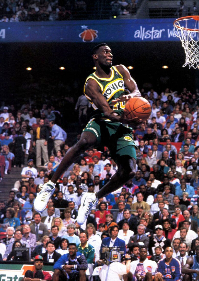 shawn kemp nba dunk contest