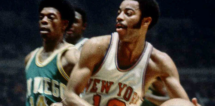 walt frazier nba point guard